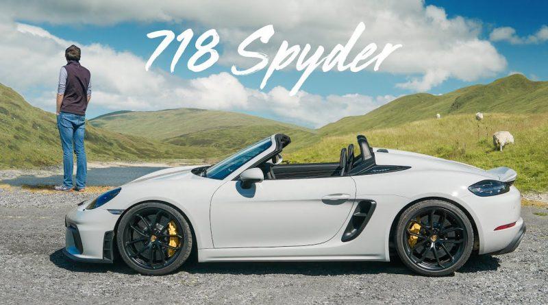 New Spyder